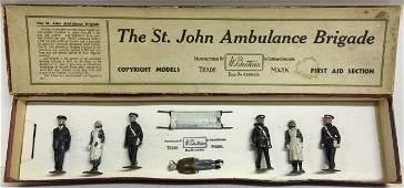 Britains Set #1426 St. John Ambulance Brigade