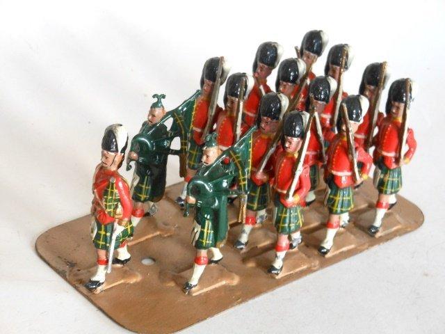 Clyde Model Dockyard Gordon Highlanders