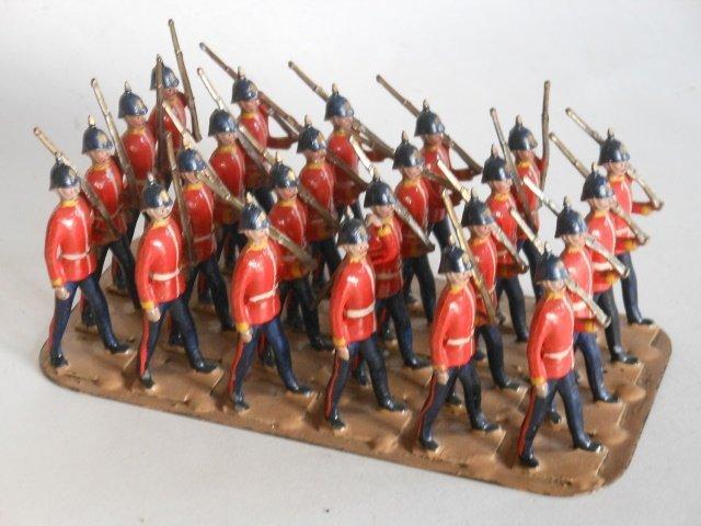 Clyde Model Dockyard Infantry of the Line