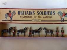 Britains set 182 Eleventh Hussars