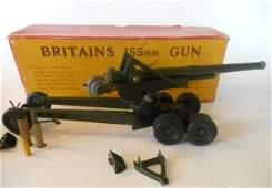 Britains set 2064 US 155 mm gun