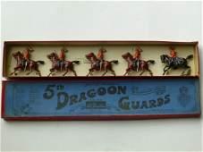 Britains set 3  5th Dragoon Guards