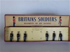Britains from set 2090 Royal Irish Fusiliers