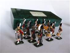 King and Country Seaforth Highlanders Band