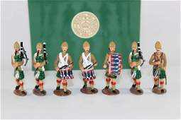 King And Country Highlanders Glossy