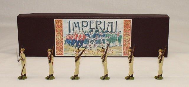 Imperial Set #1 Girl's Khaki Brigade