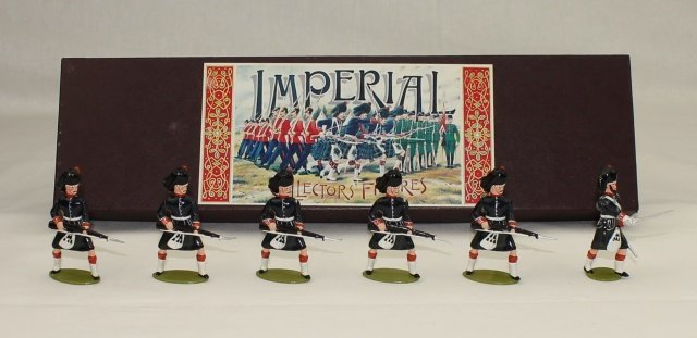 Imperial Set #4 Dunedin Highland Volunteers