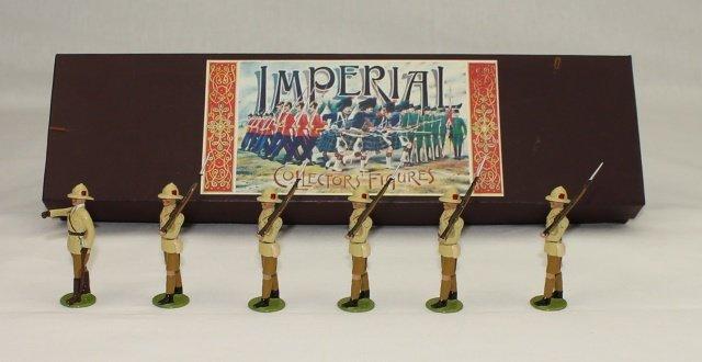 Imperial Set #5 Maori Contingent