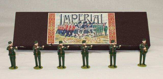 Imperial Set #6 Auckland Rifle Volunteers