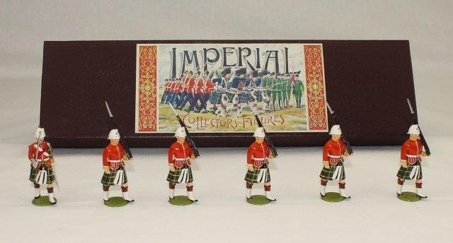 Imperial Set #7 South Australian Scottish