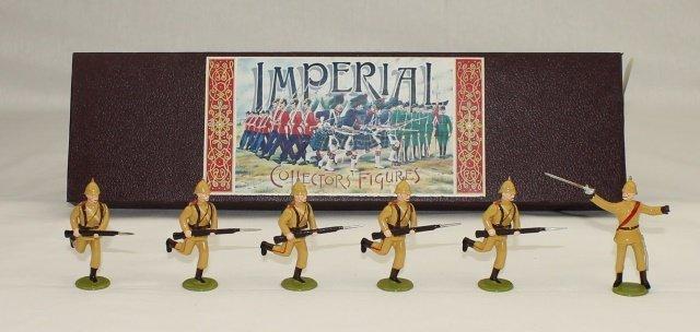 Imperial Set #9 Victorian Infantry Brigade