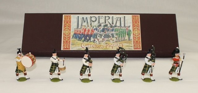 Imperial Set #10A South Australian Scottish