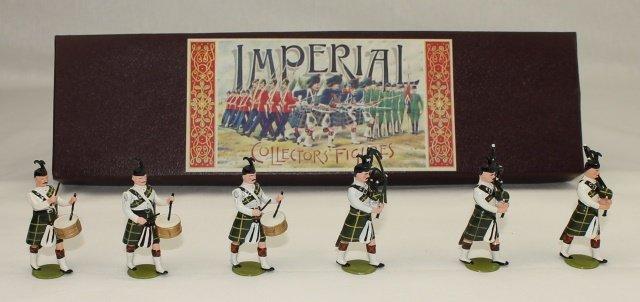 Imperial Set #10B South Australian Scottish