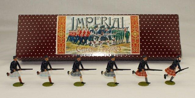 Imperial Set #11 Arawa Flying Column