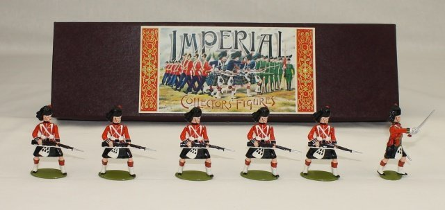 Imperial Set #12A The Black Watch