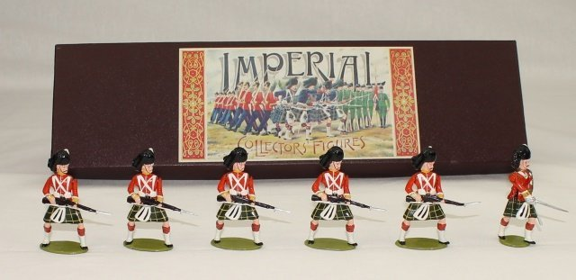 Imperial Set #12B The Gordon Highlanders