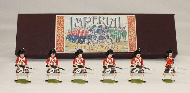 Imperial Set #12C The Seaforth Highlanders