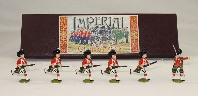 Imperial Set #13B The Gordon Highlanders