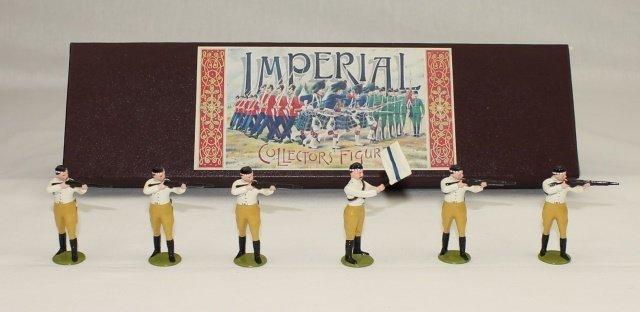 Imperial Set #15 Highland Mounted Infantry