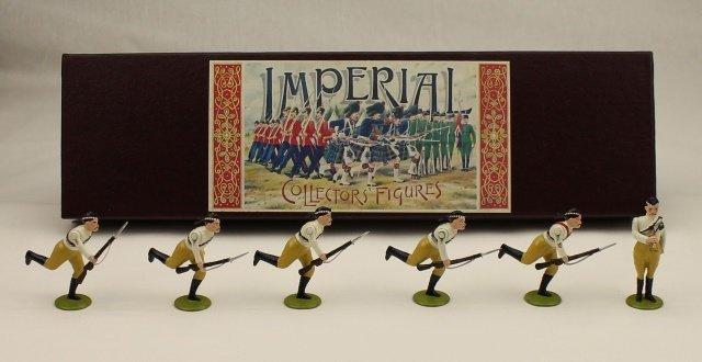 Imperial Set #16 Highland Mounted Infantry