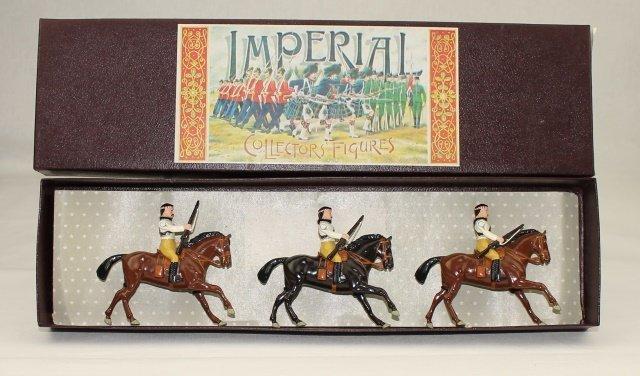 Imperial Set #17 Highland Mounted Infantry