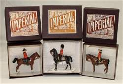 Imperial Sets 20 21 22 Mounted Personalities