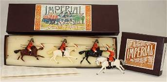 Imperial Sets 50C and 51C 4th Bengal Lancers