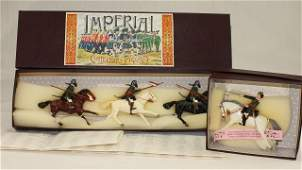 Imperial Sets 50D and 51D Gordons Horse