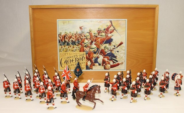 Imperial Cameron Highlanders Parade Set