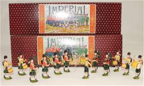 Imperial Sets 121  121A Gordon Highlander Band