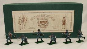 Alymer Set #ab80 German Wwii Wehrmacht