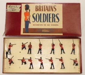 Britains Ltd. Set #2036 Queen's Royal Regiment