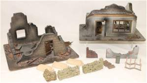 Scenic Effects Lot for Diorama Display