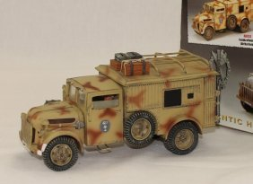 King And Country Wwii Ak052 Fuukkampfwagen