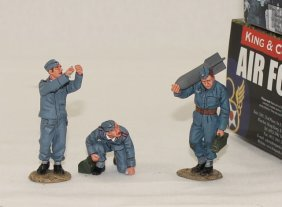 King And Country Lw05 Lw06 Luftwaffe Crew