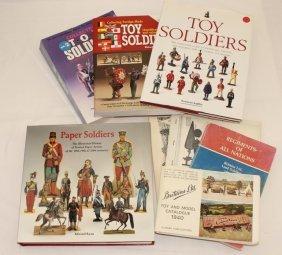 Toy Soldier Books By E Ryan, R O'brien, N Joplin