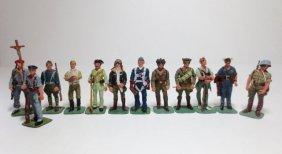 Julia Spanish Civil War Figures