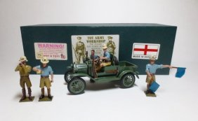 Toy Army Workshop Set Bs171 Model T