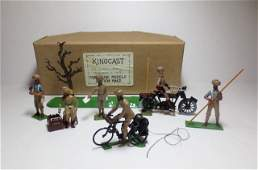 Kingcast Set K9 Indian Army Signals c1912