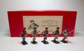 Tedtoy Set #tt352x Confederate Infantry