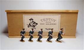 Tedtoy Set #TT303a Confederate Navy Sailors