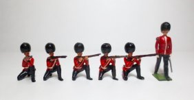 Britains From Set #1283 Grenadier Guards