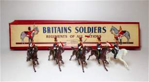 Britains Set 2076 12th Lancers