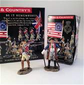 King  Country BR06162 Marching  Officer