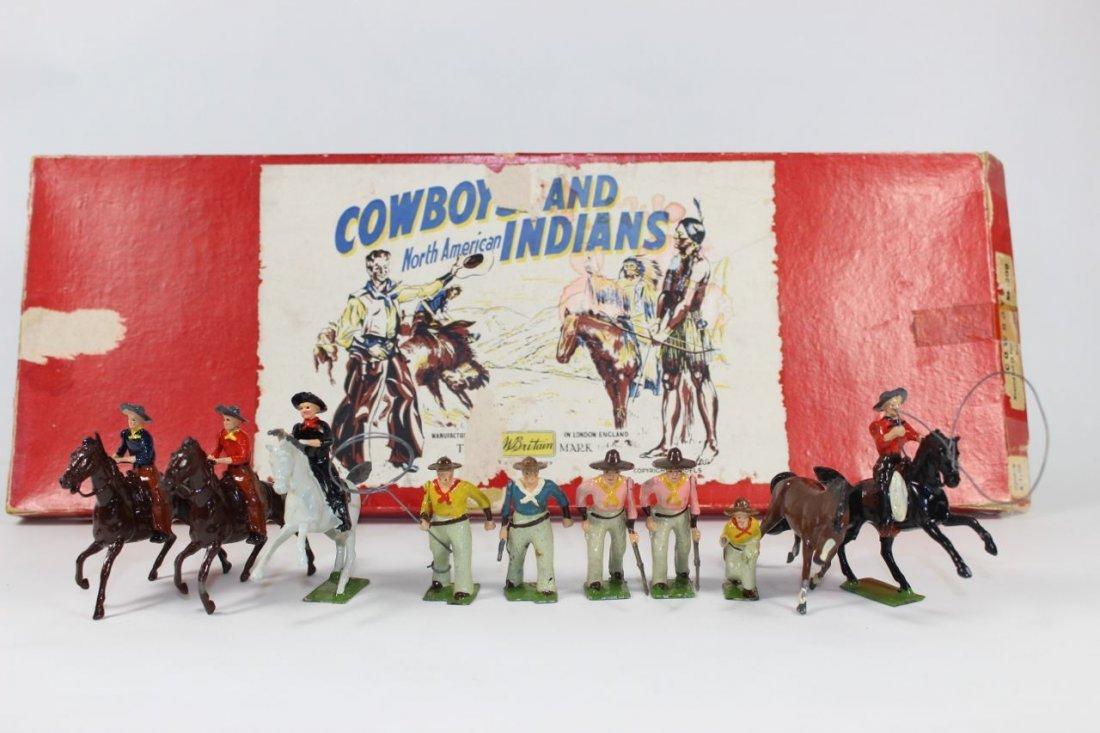 Britains Set #209 Cowboys