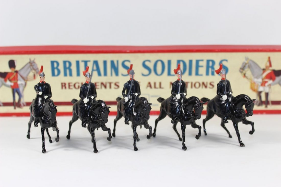 Britains Set #1343 The Royal Horse Guards