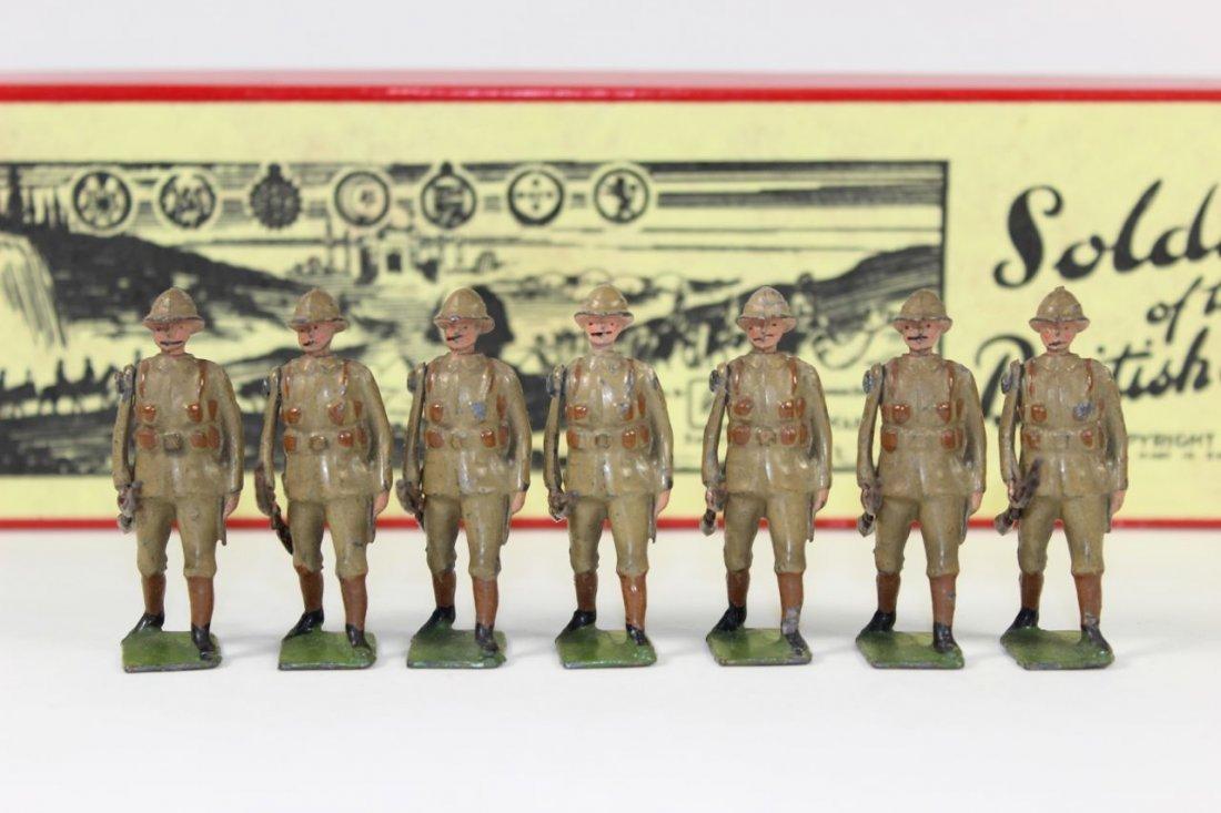 Britains Set #110 Devonshire Regiment
