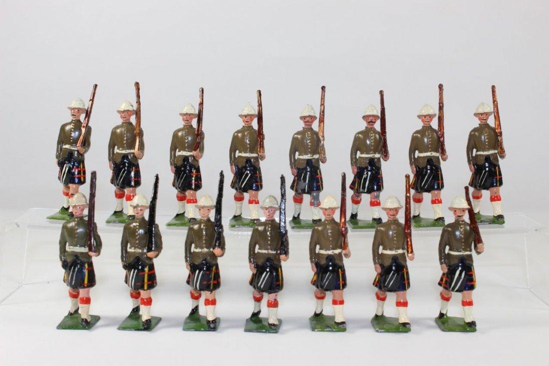 Britains Set #1901 Capetown Highlanders