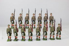 Britains Set #114 Cameroon Highlander