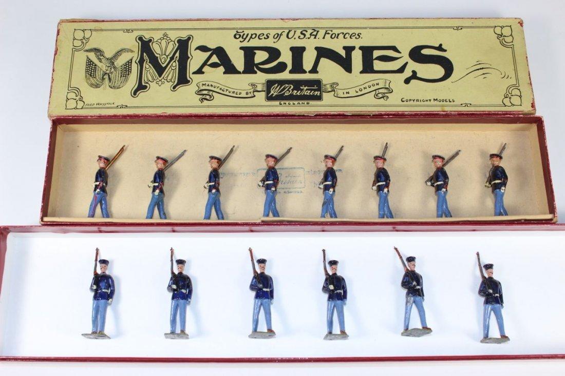 Britains Set #228 and #49A US Marines